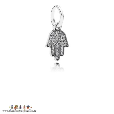 Artisanaux Pandora Pandora Alphabet Symboles Charms Symbole De Protection Dangle Charm Clear Cz